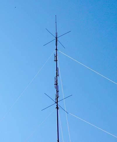 Antenne cushcraft r7
